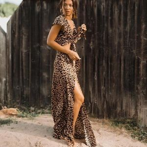BNWT XIX Palms Kenya Festival Skirt